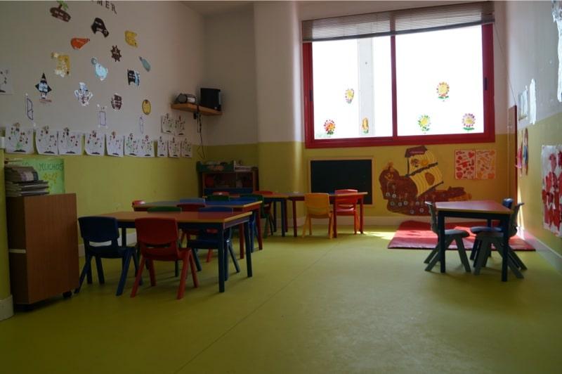 Instalaciones Escuela Infantil Muchospeques en Boadilla del Monte